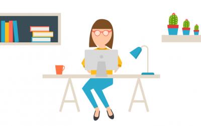 Acceso remoto de equipos: La historia de cómo Antonia consiguió conectarse al ordenador de su oficina