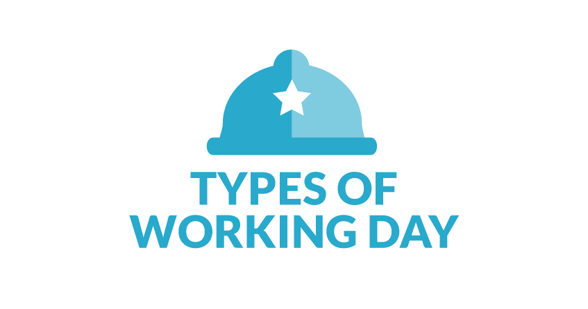 10 types of working day