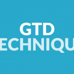 gtd technique