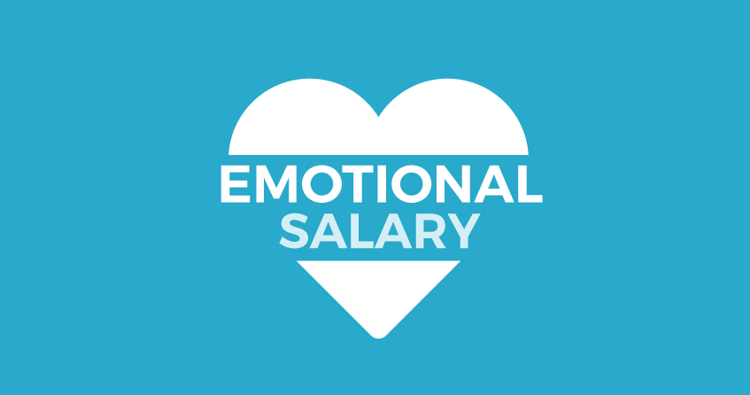 Some examples of emotional salary