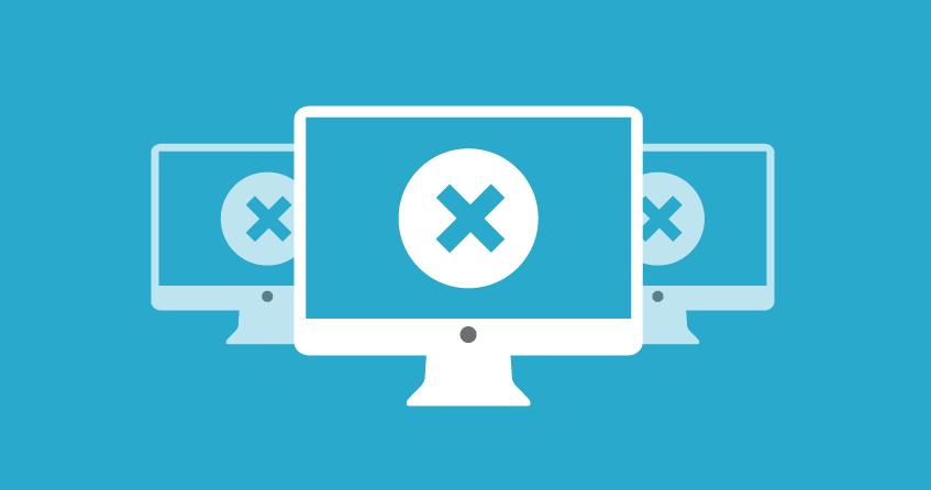 9 Problemas informáticos habituales en las PYMEs