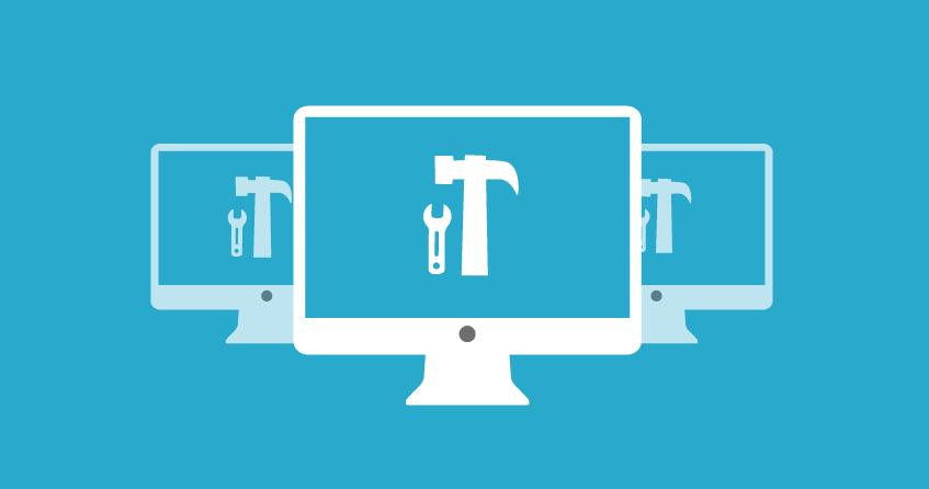 6 problemas habituales de mantenimiento informático