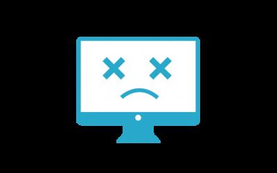 6 síntomas de que deberías arreglar tu ordenador