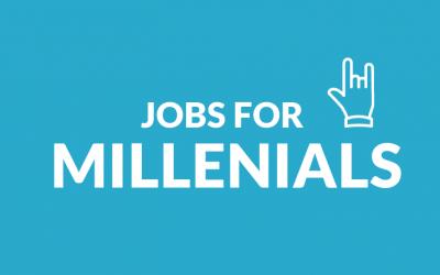 How do millennials want to work?