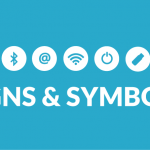 signs and symbols featured