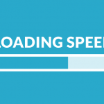faster loading website