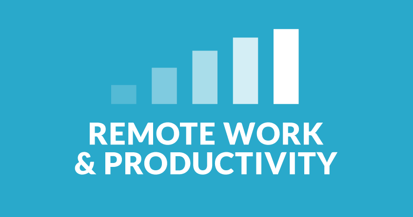 Find out how teleworking improves your productivity