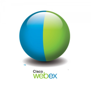 Logo de WebEx