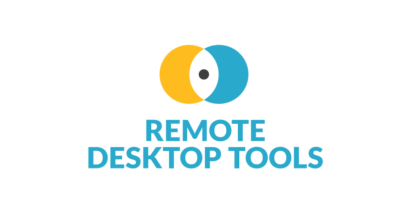 Do you recognize any of these remote desktop tools? Well, you should!