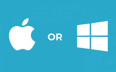 Mac or Windows, define your style with a single choice