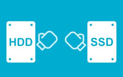 ¿HDD or SDD?