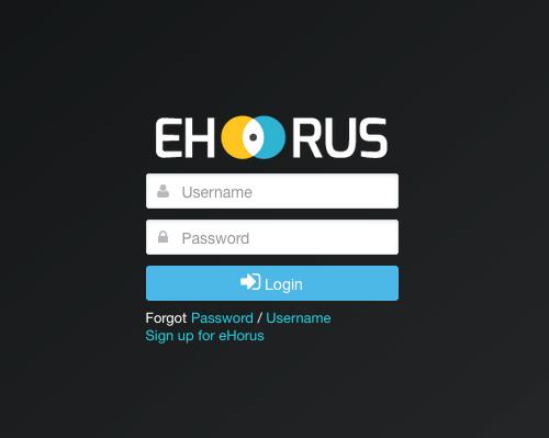 Login eHorus